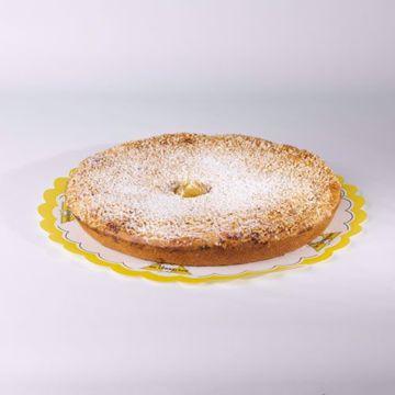 Afbeeldingen van Appel abrikoos korstdeksel