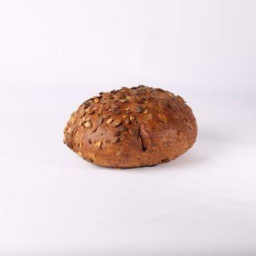 Afbeeldingen van Pompoenbrood 400 gram
