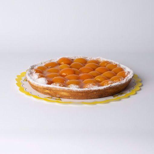 Afbeelding van Abrikozen open groot zonder pudding