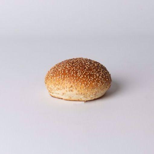 Afbeelding van Lunchbol sesam wit zacht