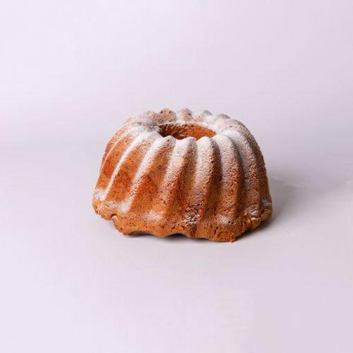 Afbeelding van Vanillecake tulband 800 gram