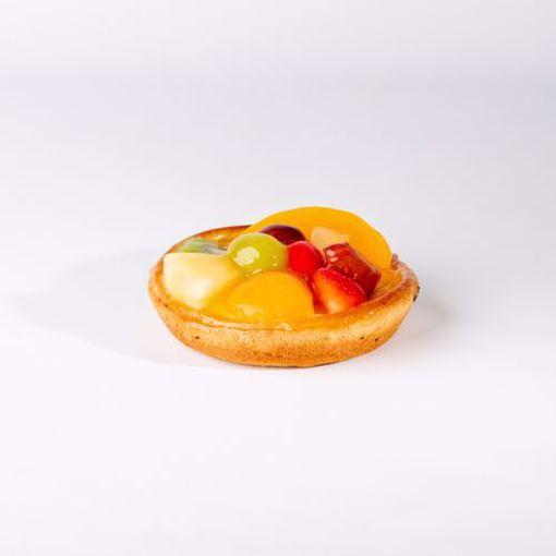 Afbeelding van Gemengde Fruit vlaaitje eenpersoons
