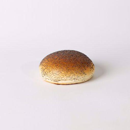 Afbeelding van Lunchbol maanzaad wit zacht
