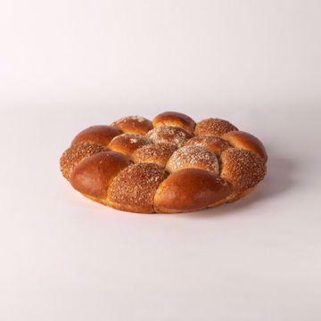 Afbeeldingen van Broodkrans bruin zacht per 15 stuks