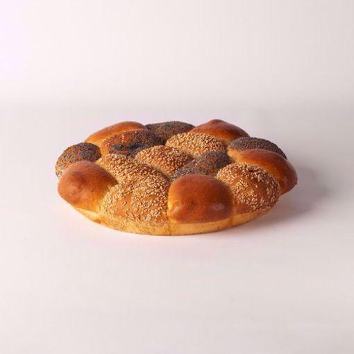 Afbeelding van Broodkrans wit zacht per 15 stuks