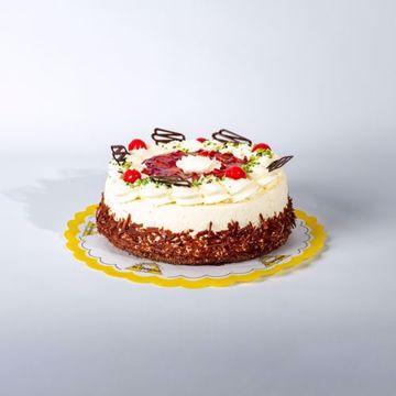 Afbeeldingen van Schwarzwalder Kirsch taart
