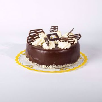 Afbeeldingen van Chocomousse taart