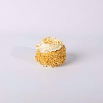 Afbeeldingen van Progres gebakje hazelnoot diepvries