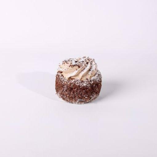 Afbeelding van Christoffel gebakje chocolade diepvries