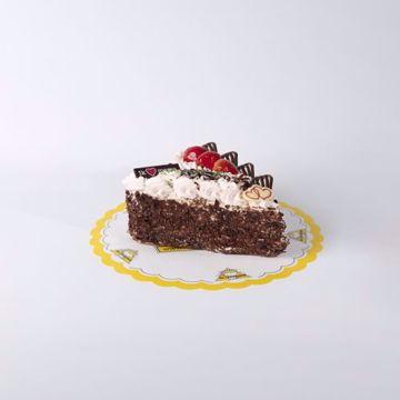 Afbeeldingen van Moederdag Hart taart aardbei